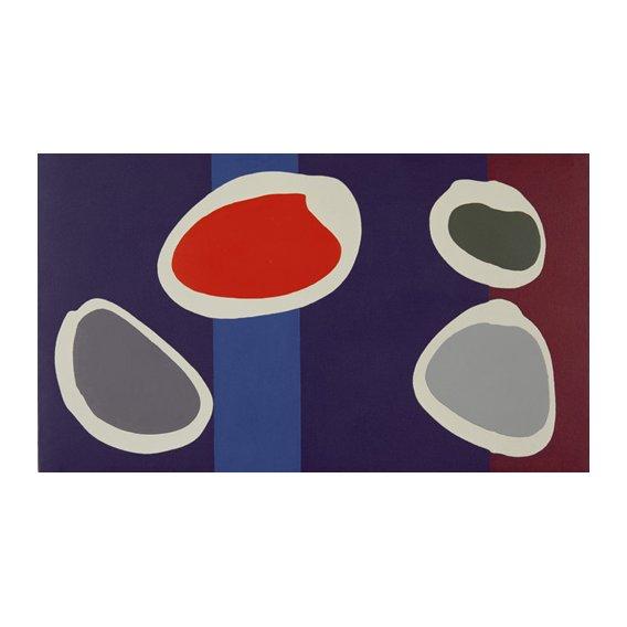 Cuadro -Go Discs, 1999 (acrylic on canvas) (pair with 146091)-
