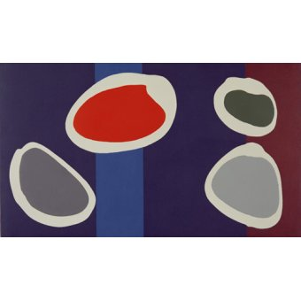 cuadros modernos - Cuadro -Go Discs, 1999 (acrylic on canvas) (pair with 146091)- - Booth, Colin