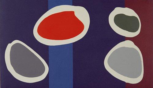 cuadros-modernos - Cuadro -Go Discs, 1999 (acrylic on canvas) (pair with 146091)- - Booth, Colin