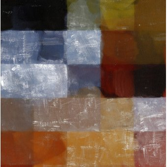 cuadros modernos - Cuadro -evening,2017,(mixed media)- - Caminker, Alex