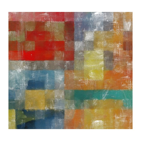 Cuadro -as a flag,2017,(mixed media)-