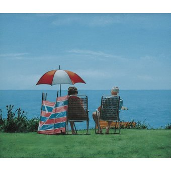 cuadros modernos - Cuadro - Sunshade - - Cook, Simon