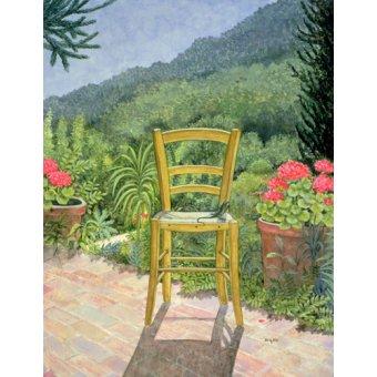 Hall - Cuadro - Umbrian Chair - - Ditz