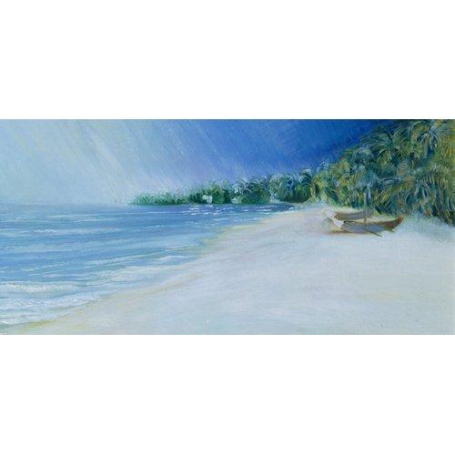 Cuadro - Coco Beach, Goa, India, 1997 -