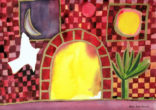 cuadros-modernos - Cuadro -The Awakening- - Davidson, Peter