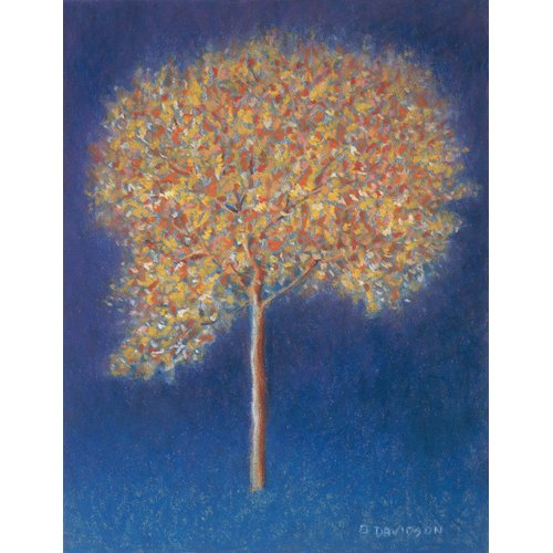 Cuadro -Tree in Blossom-
