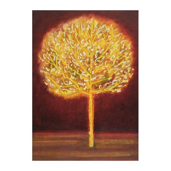 Cuadro -Blossoming Tree-