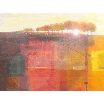 cuadros abstractos - Cuadro -Sunrise, 2011- - Decent, Martin