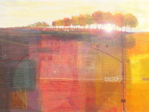 cuadros-modernos - Cuadro -Sunrise, 2011- - Decent, Martin