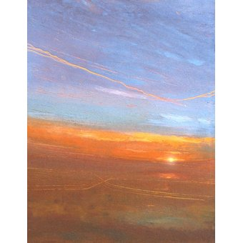 cuadros abstractos - Cuadro -Sunset, 2007- - Decent, Martin