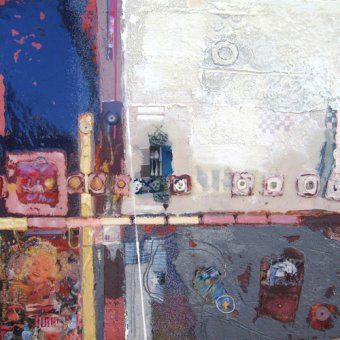 cuadros abstractos - Cuadro -1962, 2015- - Decent, Martin