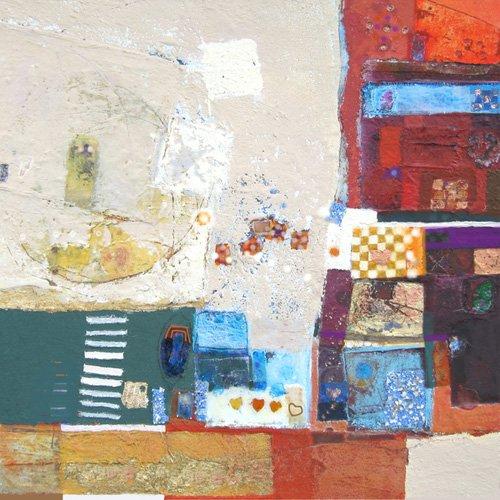 cuadros-modernos - Cuadro -Things Hidden, 2014- - Decent, Martin
