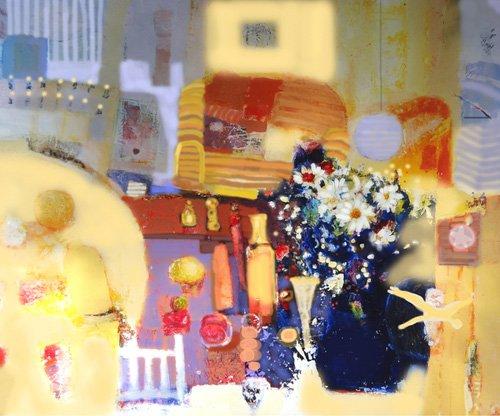 cuadros-modernos - Cuadro -Christmas Day, 2008- - Decent, Martin