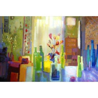 cuadros abstractos - Cuadro -Still Life, 2004- - Decent, Martin