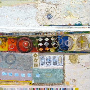 cuadros abstractos - Cuadro -Alchemy, 2014- - Decent, Martin