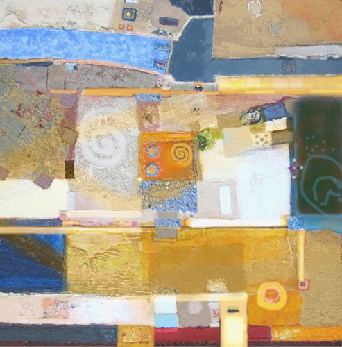 cuadros-modernos - Cuadro -Exodus, 2013- - Decent, Martin