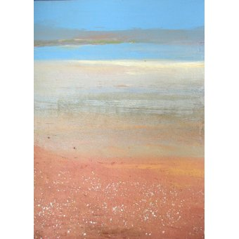cuadros abstractos - Cuadro-Seychelles 2, 2016- - Decent, Martin