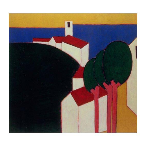 Cuadro -In the Luberon, 2000-
