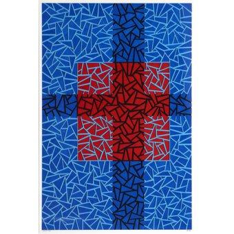 cuadros abstractos - Cuadro -Infinity Pool- - Dunn, Alex