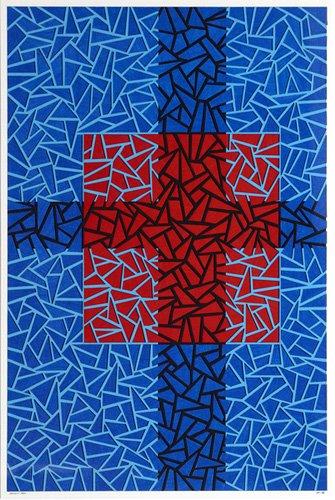 cuadros-abstractos - Cuadro -Infinity Pool- - Dunn, Alex