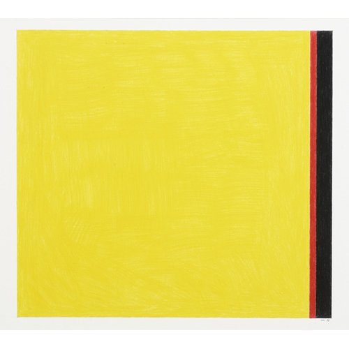 Cuadro -Go to Yellow-
