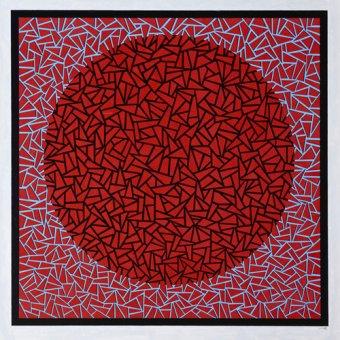 cuadros abstractos - Cuadro -God's Navel- - Dunn, Alex