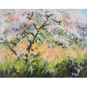 cuadros de marinas - Cuadro -Spring Blossom- - Durham, Anne