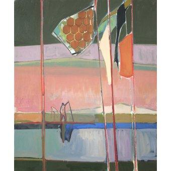 cuadros de paisajes - Cuadro -flagged- - Evans, Charlotte