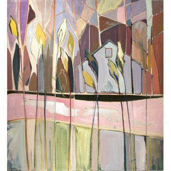 cuadros de paisajes - Cuadro -flags- - Evans, Charlotte