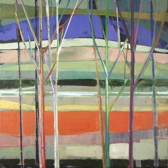 cuadros de paisajes - Cuadro -horizons- - Evans, Charlotte