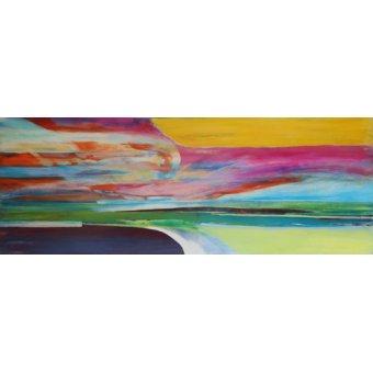 cuadros modernos - Cuadro -Ipso Facto- - Gibbs, Lou