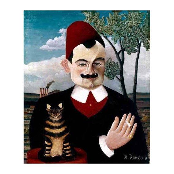 cuadros de retrato - Cuadro -Retrato de Pére Loit-