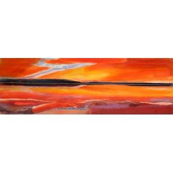 cuadros abstractos - Cuadro -Phoenix Rising, 2014- - Gibbs, Lou
