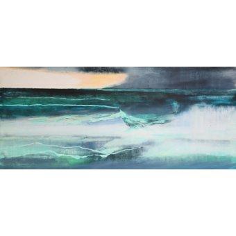 cuadros abstractos - Cuadro -Seascape- - Gibbs, Lou