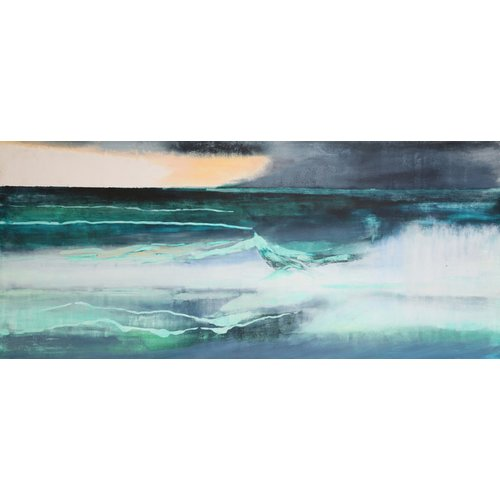 Cuadro -Seascape-