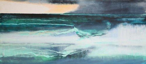 cuadros-abstractos - Cuadro -Seascape- - Gibbs, Lou