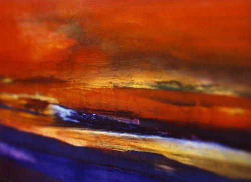 cuadros-abstractos - Cuadro -Titian's Last Stand, 2016- - Gibbs, Lou