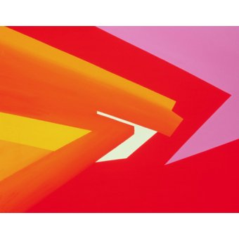 cuadros abstractos - Cuadro -Climax, 1988- - Godlewska de Aranda, Izabella