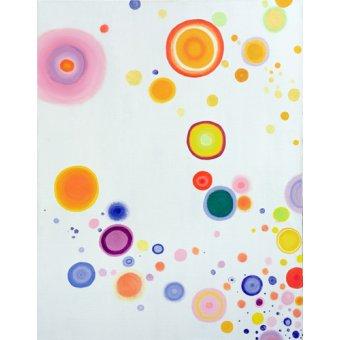Pasillo - Cuadro -Cosmic Joy!, 2009- - Godlewska de Aranda, Izabella