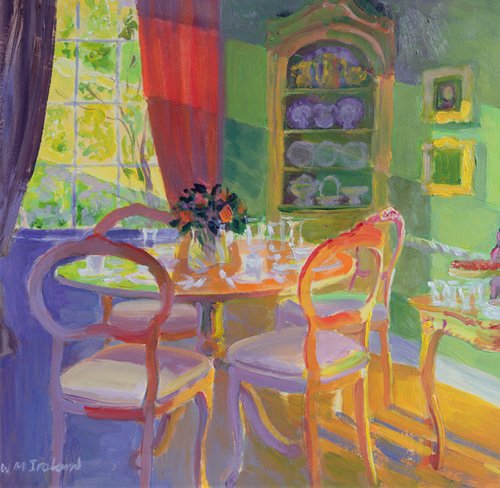 cuadros-modernos - Cuadro -Sunbeam I- - Ireland, William