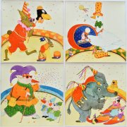 Cuadro -Animal Circus -
