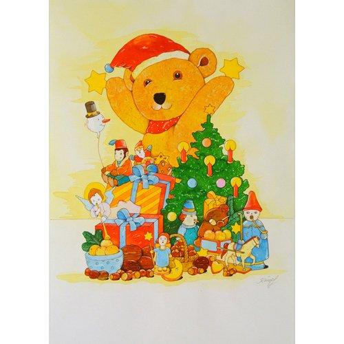 Cuadro -Christmas Tree-