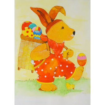 - Cuadro -Easter- - Kaempf, Christian