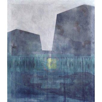 cuadros abstractos - Cuadro -Seascape- - Millar, Charlie