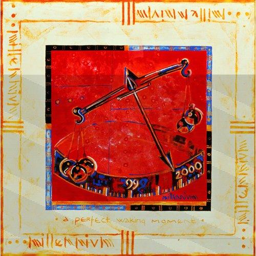 Cuadro -Millennium 'Scales'-