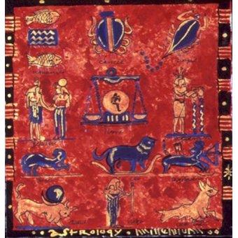 cuadros etnicos y oriente - Cuadro -Astrology- - Manek, Sabira