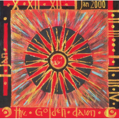 Cuadro -1st Jan, the Golden Dawn-