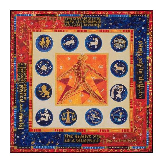 Cuadro -Astrology, 1999-