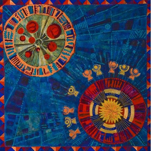 Cuadro -Sunfan 2, 2008-