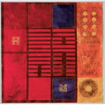 cuadros etnicos y oriente - Cuadro -Meng, 2005- - Manek, Sabira